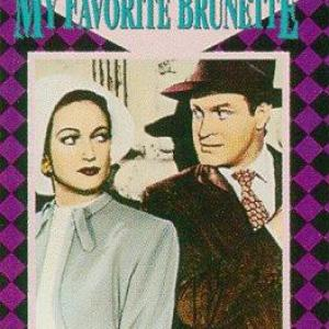 Bob Hope and Dorothy Lamour in My Favorite Brunette 1947