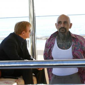 David Caruso, Robert LaSardo