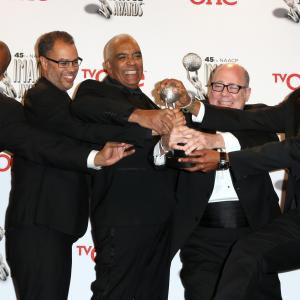 Jesse Collins, Ralph Farquhar, Tim Gibbons, Stan Lathan, Chris Spencer