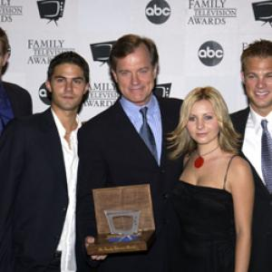 Stephen Collins, Beverley Mitchell, Adam LaVorgna, Geoff Stults and George Stults
