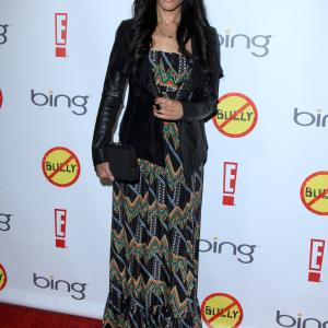 Bianca Lawson attends the 'Bully' movie premiere