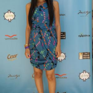 Bianca Lawson attends MTV Movie Awards Style Lounge