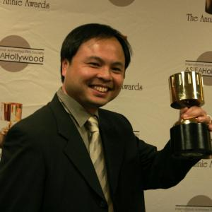 LiMing Lawrence Lee at event of Kung Fu Panda 2008