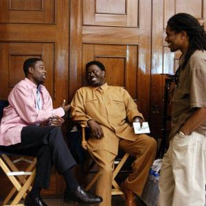 Chris Rock, Bernie Mac, Ali LeRoi