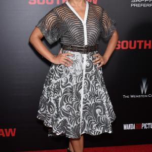 Selenis Leyva at event of Southpaw (2015)