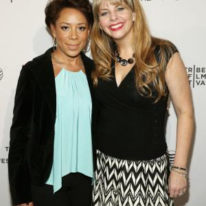 Olivia Klaus and Selenis Leyva at event of Life After Manson (2014)