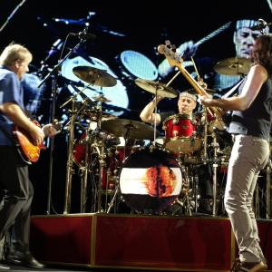 Alex Lifeson, Neil Peart, Geddy Lee, Rush