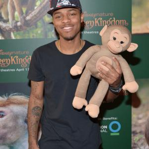 Shad Moss at event of Monkey Kingdom 2015