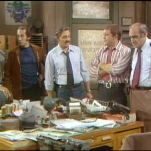 Abe Vigoda, Max Gail, Ron Glass, Hal Linden, Gregory Sierra