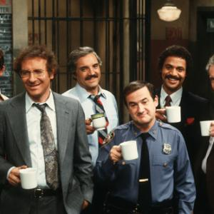 Ron Carey, Max Gail, Ron Glass, James Gregory, Steve Landesberg, Hal Linden