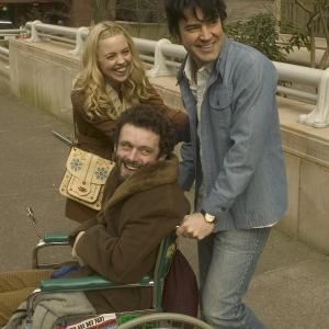 Still of Melissa George Ron Livingston and Michael Sheen in Music Within 2007