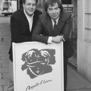 Michael Ball, Andrew Lloyd Webber