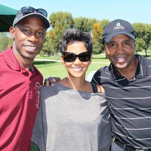 Halle Berry, Sugar Ray Leonard, Kenny Lofton