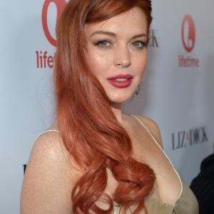 Lindsay Lohan at event of Liz & Dick (2012)