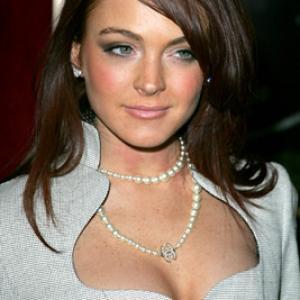 Lindsay Lohan at event of Hostage 2005