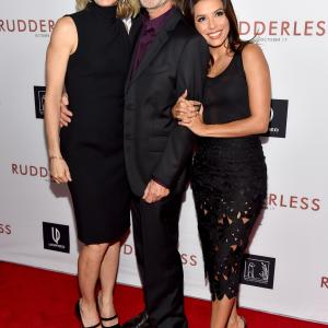 William H. Macy, Felicity Huffman and Eva Longoria at event of Rudderless (2014)