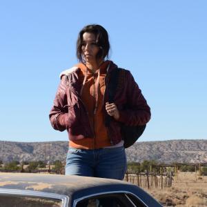 Still of Eva Longoria in Frontera (2014)