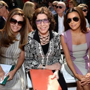 Maria Shriver, Lily Tomlin and Eva Longoria