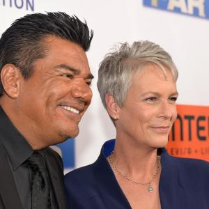 Jamie Lee Curtis, George Lopez