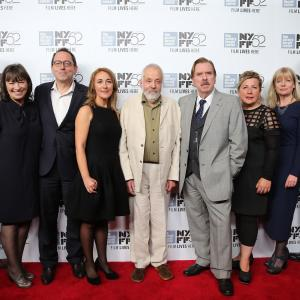 Timothy Spall, Mike Leigh, Dick Pope, Dorothy Atkinson, Marion Bailey, Suzie Davies, Georgina Lowe, Michael Barker, Tom Bernard