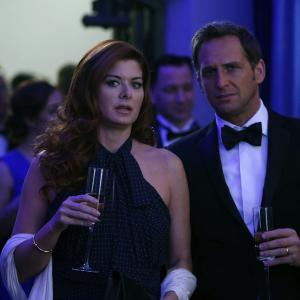 Debra Messing, Josh Lucas, Laura Diamond, Will Hart
