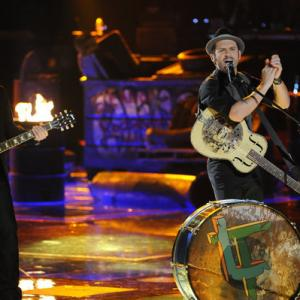 Still of Tony Lucca in The Voice 2011