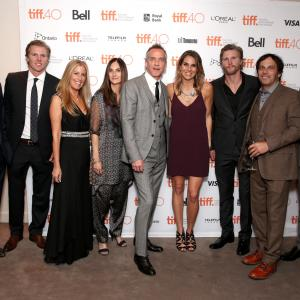 Carla Hacken, Thad Luckinbill, Russell Smith, Jean-Marc Vallée, Bryan Sipe, Molly Smith, Trent Luckinbill, Nathan Ross
