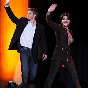 Lesli Kay, Thad Luckinbill