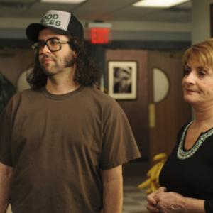Judah Friedlander, Patti LuPone