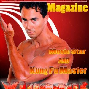 Featured Star on the International Martial Arts Hall of Fame Cape Verde Magazine, 2015