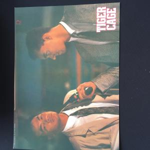 Tiger Cage - Lobby Film Card here with Simon Yam