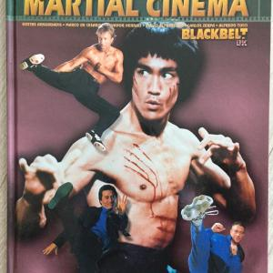 The History and Protagonists of MARTIAL CINEMA A great honor to be featured along with the likes of Bruce Lee, Jackie Chan, Chuck Norris.