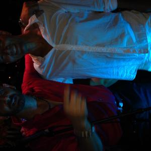 Here in Miami with fellow Grammy artist Marlow Rosado. Grammy Award winner for Best Tropical Latin Album, 2013