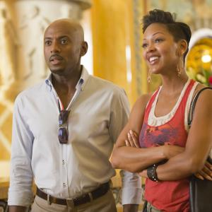 Meagan Good, Romany Malco