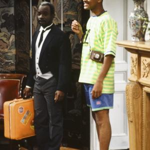 Will Smith, Joseph Marcell