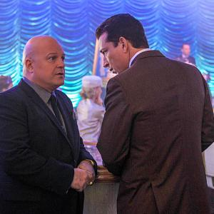 Still of Michael Chiklis and Sonny Marinelli in Vegas 2012