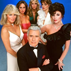 Heather Locklear, Pamela Bellwood, Joan Collins, John Forsythe, Linda Evans, Pamela Sue Martin