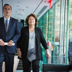 Margo Martindale, Chris Noth