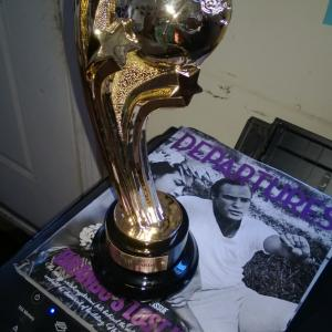 Lost and Found in Armenia award