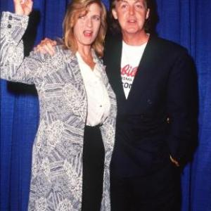 Paul McCartney, Linda McCartney