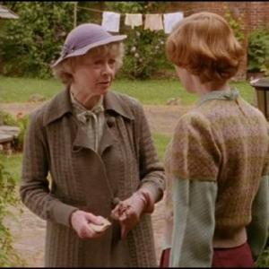 Still of Geraldine McEwan in Agatha Christies Marple A Murder Is Announced 2005