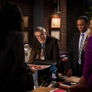 Bruce McGill, Lee Thompson Young