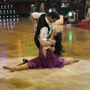 Still of Ted McGinley and Inna Brayer in Dancing with the Stars 2005