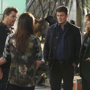 Krista Allen, Nathan Fillion, Ted McGinley, Stana Katic