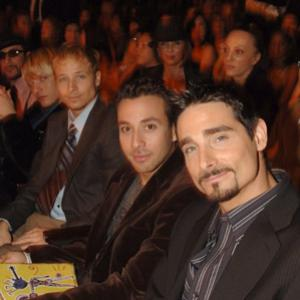 Nick Carter, Howie Dorough, Brian Littrell, A.J. McLean, Kevin Scott Richardson