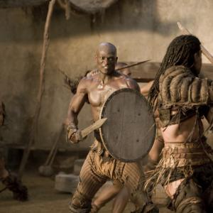 Still of Peter Mensah in Spartacus: Gods of the Arena (2011)