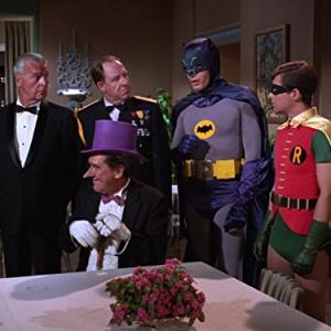 Adam West, Neil Hamilton, Burgess Meredith, Stafford Repp, Burt Ward