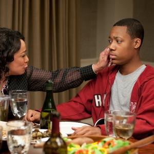 S. Epatha Merkerson, Tyler James Williams