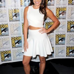 Lea Michele at event of Scream Queens (2015)