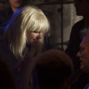 Malin Akerman and Randall Miller in CBGB 2013
